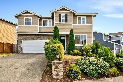 Bothell Single Family Home For Sale: 21631 43rd Dr SE
