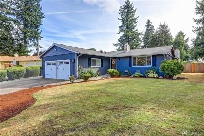 Tacoma Single Family Home For Sale: 7917 48th Ave E