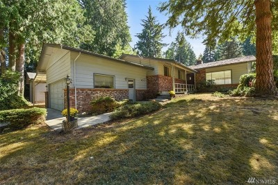 Lake Stevens Single Family Home For Sale: 10620 Oak Rd