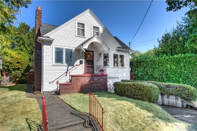 Single Family Home For Sale: 552 N 73rd St