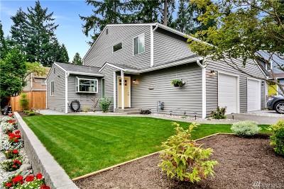 Kirkland Single Family Home For Sale: 13311 NE 138th Place