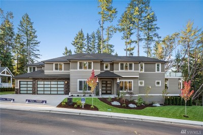 Gig Harbor Single Family Home For Sale: 2414 82nd St NW