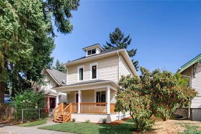 Tacoma WA Single Family Home For Sale: $324,900