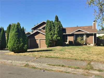 Federal Way Single Family Home For Sale: 1926 SW 353rd Place