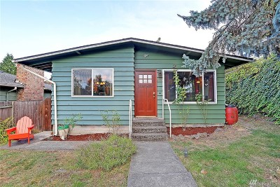 Seattle Single Family Home For Sale: 8126 22nd Ave SW