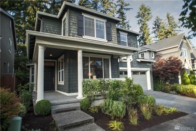 Redmond Single Family Home For Sale: 18236 NE 111th St