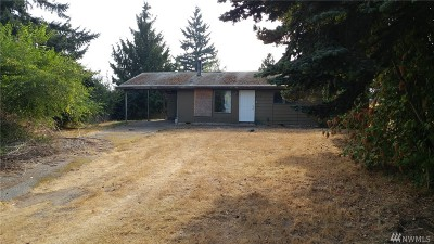 Everett Single Family Home For Sale: 212 76th Place SW
