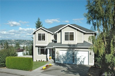Single Family Home For Sale: 3044 25th Ave W
