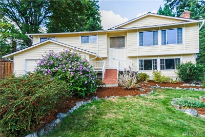 Kirkland Single Family Home For Sale: 8412 NE 143rd St