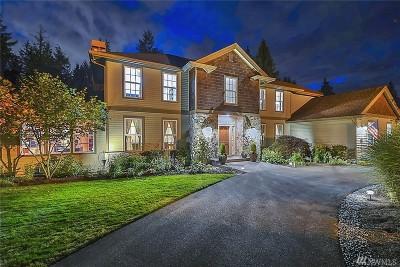 Redmond Single Family Home For Sale: 8507 246th Lane NE