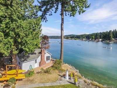 Gig Harbor Single Family Home For Sale: 3025 115th Ave NW