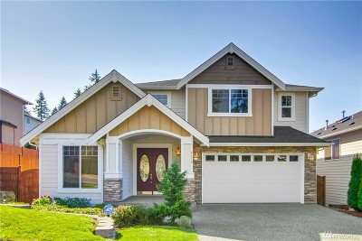 Bothell Single Family Home For Sale: 4118 222nd Place SE