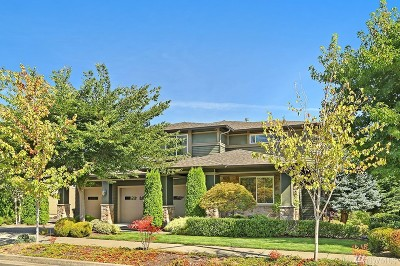 Bothell Single Family Home For Sale: 15118 98th Ct NE