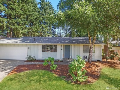 Puyallup Single Family Home For Sale: 16109 97th Av Ct E