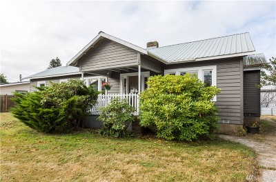 Bellingham Single Family Home For Sale: 2829 Northwest Ave
