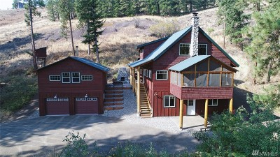 Winthrop WA Single Family Home For Sale: $485,000