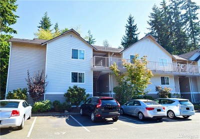 Everett Condo/Townhouse For Sale: 11527 Highway 99 #C 102