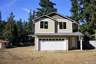 Bonney Lake Single Family Home For Sale: 12606 219th Ave E