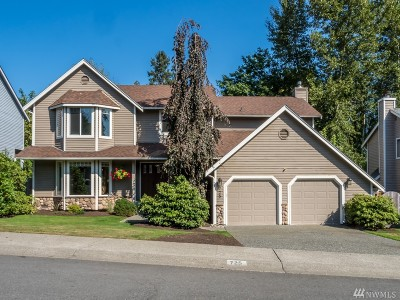 Bothell Single Family Home For Sale: 725 226th St SE