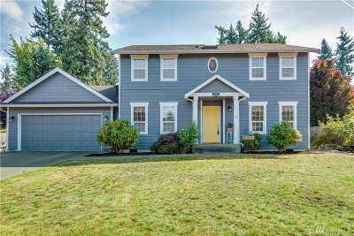 Puyallup Single Family Home For Sale: 13911 108th Av Ct E