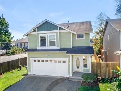 Tacoma WA Single Family Home For Sale: $284,950