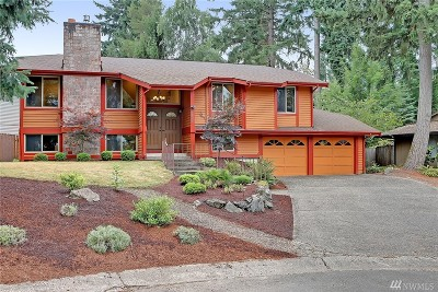 Bellevue Single Family Home For Sale: 6609 117th Ave SE