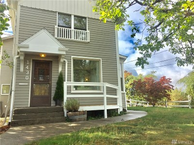 Tacoma Single Family Home For Sale: 1430 S 46th St