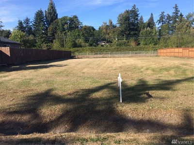 Blaine Residential Lots & Land For Sale: Lot 4 Salish Road