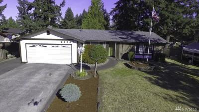 Tacoma WA Single Family Home For Sale: $259,900