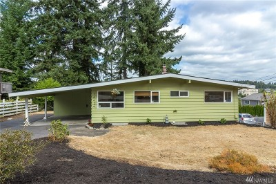 Bellevue Single Family Home For Sale: 14424 SE 37th St