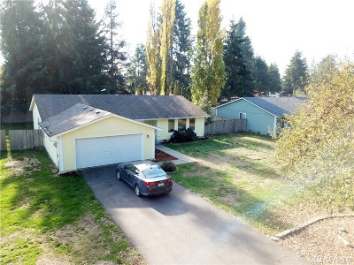 Rochester WA Single Family Home For Sale: $249,950