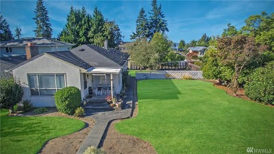 Kirkland Single Family Home For Sale: 227 8th Ave W