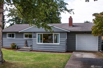 Single Family Home For Sale: 3115 Peabody St