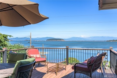 Anacortes Single Family Home For Sale: 3702 Fidalgo Bay Rd