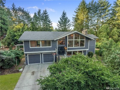 Woodinville Single Family Home For Sale: 13506 NE 190th Place
