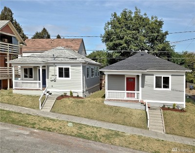 Tacoma Multi Family Home For Sale: 711 S 17th St