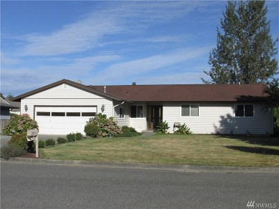 Sedro Woolley Single Family Home For Sale: 1517 11th Place