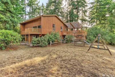 Eatonville Single Family Home For Sale: 10127 Campbell Lane E