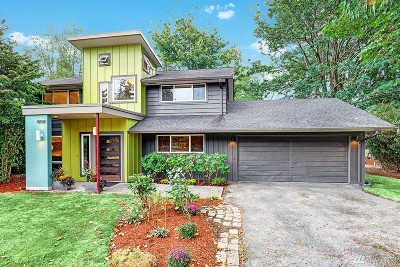 Edmonds Single Family Home For Sale: 18921 84th Ave W
