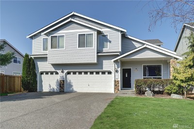 Puyallup Single Family Home For Sale: 12413 160th St E