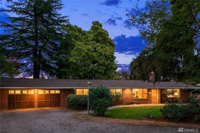 Redmond Single Family Home For Sale: 3828 172nd Ave NE