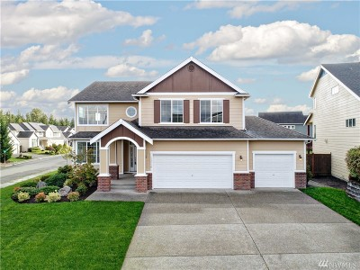 Puyallup Single Family Home For Sale: 13510 E 169th St Ct E