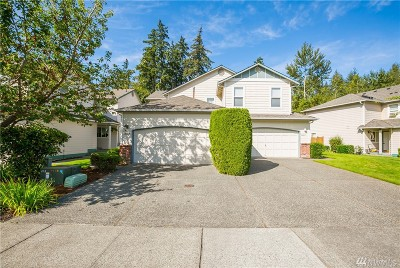 Bothell Single Family Home For Sale: 18824 19th Dr SE
