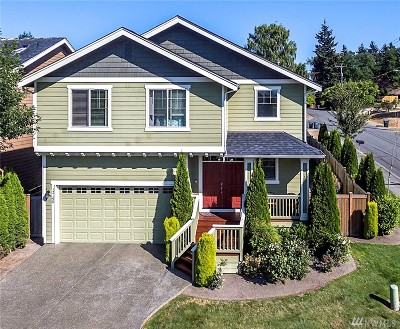 Burien Single Family Home For Sale: 12196 9th Place SW