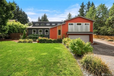 Kenmore Single Family Home For Sale: 7305 NE 155th St