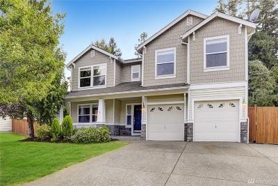 Pierce County Single Family Home For Sale: 10112 201st Av Ct E