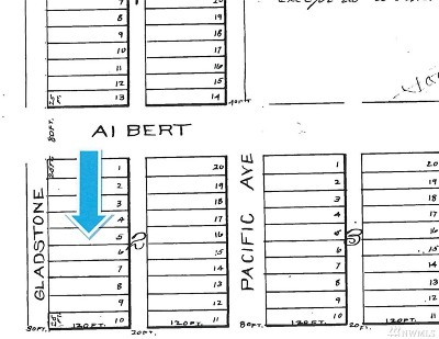 Blaine Residential Lots & Land For Sale: Harvey Rd Rd