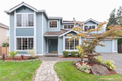 Newcastle Single Family Home For Sale: 8311 121st Ave SE