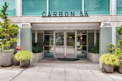 Seattle Condo/Townhouse For Sale: 2015 Terry Ave #306