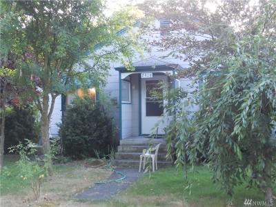 Tacoma Single Family Home For Sale: 2918 38th Ave NE